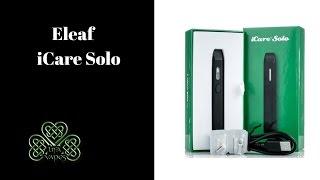 Eleaf iCare Solo | Excellent Starter Kit ~ Stealth Vape