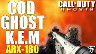 """COD:GHOST """"ARX-180"""" - KEM!! - Sur Strikezone 24/7 AH CETTE ARME !!!!!! #20"""