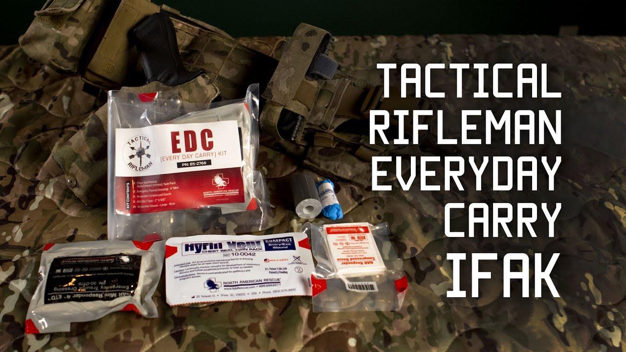 EDC Trauma Kit | Tactical Rifleman