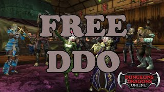 How to get alṁost every quest for FREE in DDO right now!