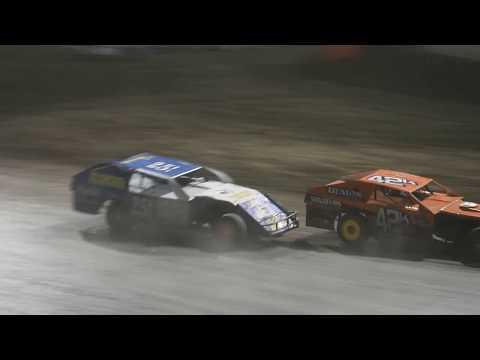Part 3 of A Feature Trevor Baker 25! Modified Eagle Raceway 6/03/18