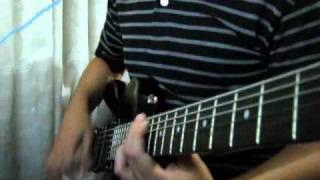 Placebo - Kitty Litter - guitar cover