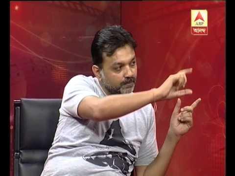 Srijit Mukherjee And Jeet's Joint Chat At ABP Ananda Studio