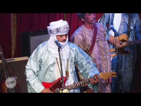 "Tinariwen performing ""Sastanàqqàm"" Live on KCRW"