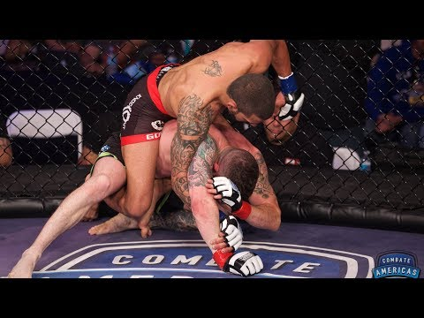 Ralph Acosta vs Ryan Lilley Full Fight (English) | MMA | Combate 14