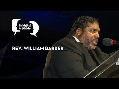 Building a moral movement for justice   Rev. William Barber