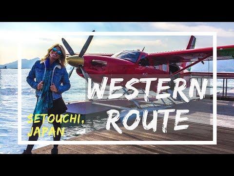 Western Route: Setouchi, Japan