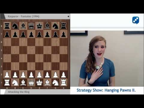 Miss Strategy Middlegame Show: Hanging Pawns 2 - January 6, 2016
