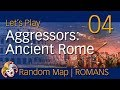 Aggressors Ancient Rome ~ ROMANS ~ 04 Coal and Iron