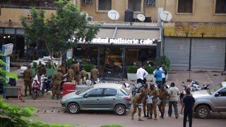 Gambar cover Burkina: attaque d'un restaurant à Ouagadougou