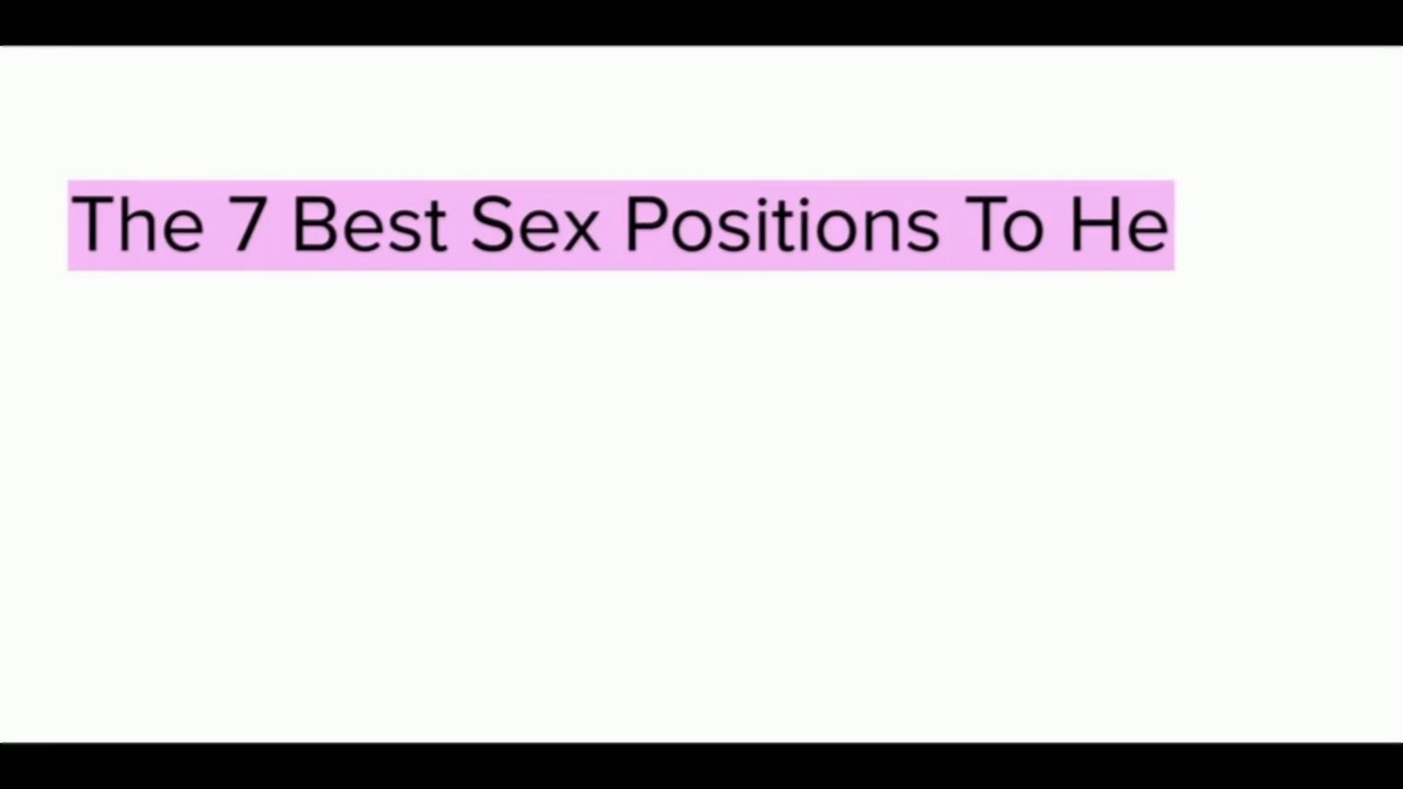 best sex position to last long