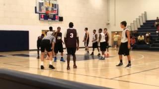 Arundel/Severn basketball AACS Summer League finals 7/3/13