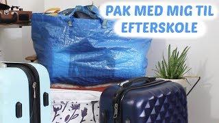 PAK MED MIG TIL EFTERSKOLE