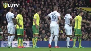 Norwich City 2 v 3 Leeds United - Full 1st Half #LUFC