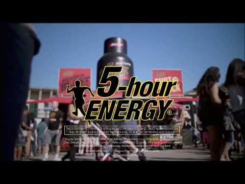 Trying 5-hour ENERGY for the FIRST TIME