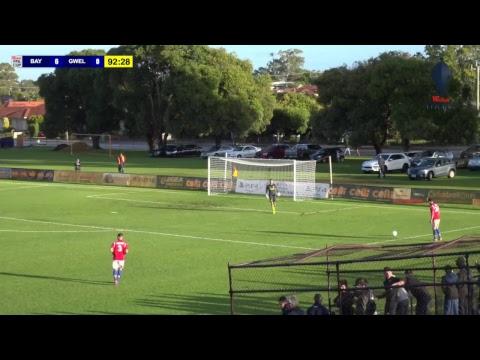 Bayswater City v Gwelup Croatia - FFA Cup WA 6th Round 2017