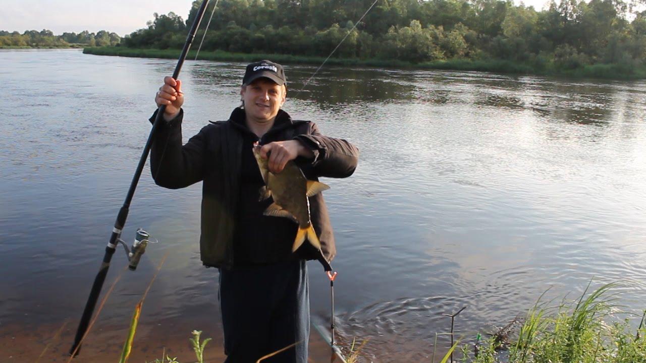 как пойматъ лешя на реке