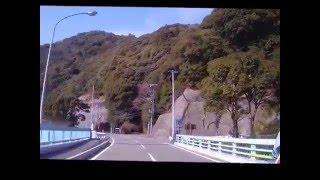 20160305 道の駅・龍游 ~ 日高川町・越方橋