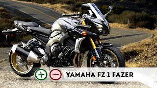 Download Video Yamaha FZ1 Fazer - Плюсы и Минусы MP3 3GP MP4