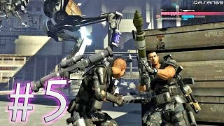 Binary Domain [PC] walkthrough part 5
