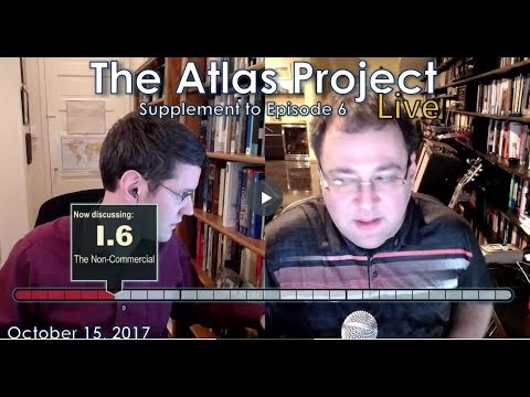 The Atlas Project Live: Supplement to Episode 6