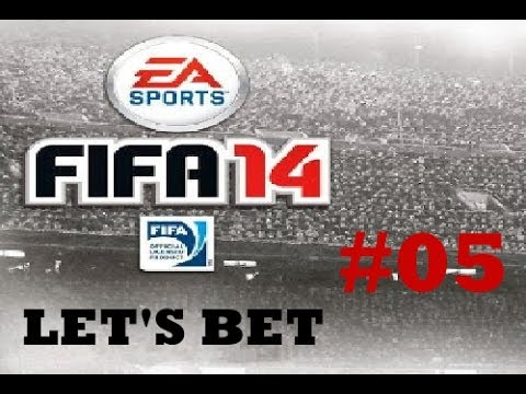 Lets Bet Fifa 14 HD # 05 : Paris ST. Germain - Stade Rennes