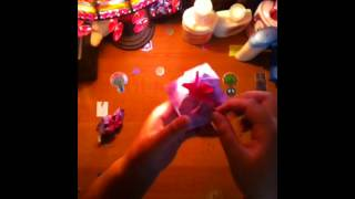 How To Make A Origami Blooming Heart