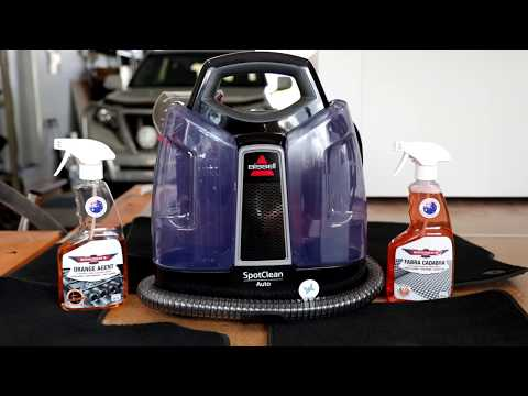 Bissell Spot Clean Auto Review (Bowden's Products)