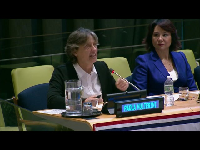 [ENG] World Down syndrome Day at the United Nations Conference in New York