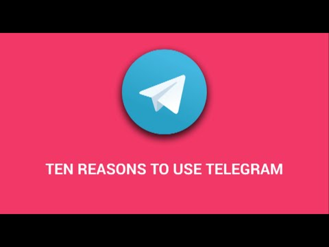 Ten Reasons You Should Shift To Telegram | The Most Secure Messaging App
