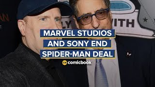 BREAKING: Marvel Studios and Sony End Spider-Man Deal