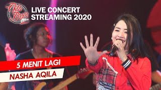 Lima Menit lagi - Nasha Aqila - GITA BAYU Reborn {Live Streaming}