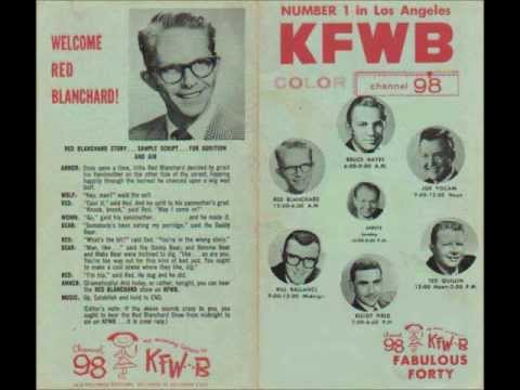 KFWB Station Identification Jingle (1961)