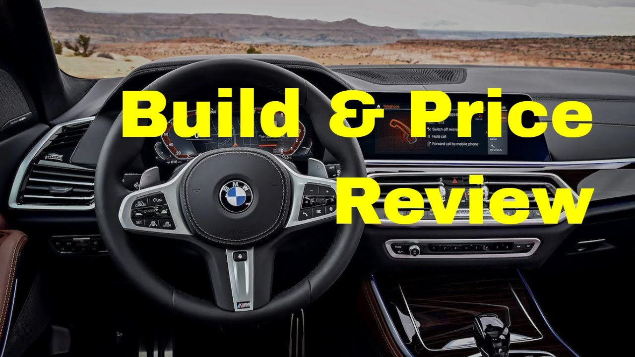 Bmw Build And Price >> 2019 Bmw X5 Xdrive50i M Sport Suv Build Price Review Features Specs Interior Colors