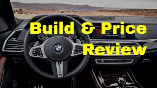 2019 BMW X5 xDrive50i M Sport SUV - Build & Price Review: Features, Specs, Interior, Colors