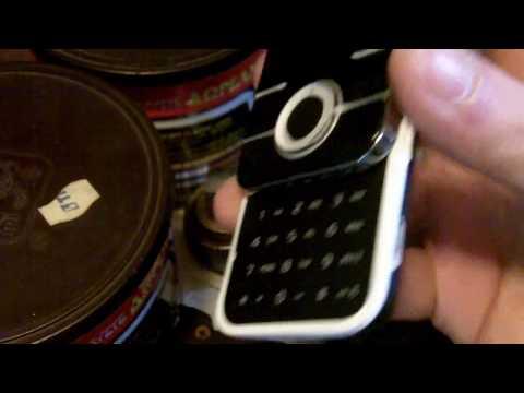 Sony Ericsson Yari HD 720p hands on   pestaola.gr