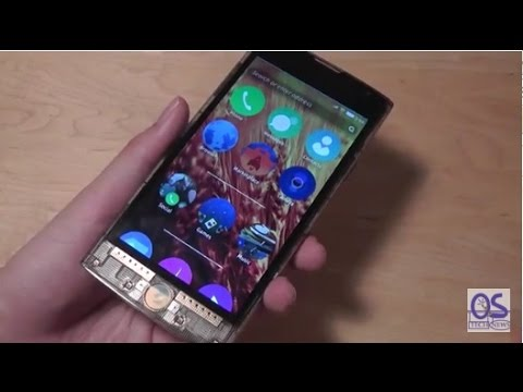 Official Review: LG FX0 Firefox [Quad-Core] Transparent Smartphone!