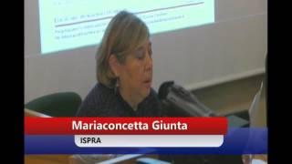 Mariaconcetta Giunta (ISPRA)