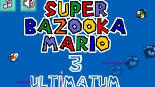 Super Bazooka Mario 3 - Game Show