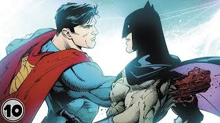 Top 10 Superheroes Who Killed Their Friends