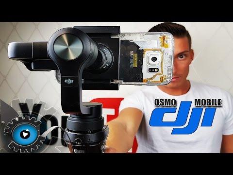 Mit dem SMARTPHONE Filmen wie ein PROFI? | Dji Osmo Mobile [Review/Deutsch]