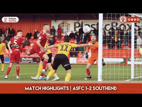 ⚽ MATCH HIGHLIGHTS | Accrington Stanley 1-2 Southend United