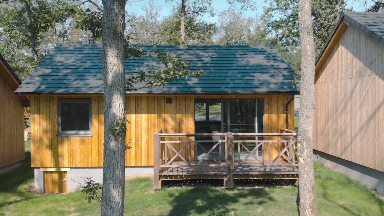 La Maison Du Bois Clairvaux village les bois d'ourthe vanuit de lucht