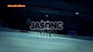 Χελωνονιντζάκια Casey Jones [Nickelodeon Greece]