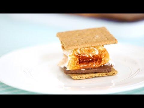 Fluffy Homemade Marshmallows- Sweet Talk with Lindsay Strand