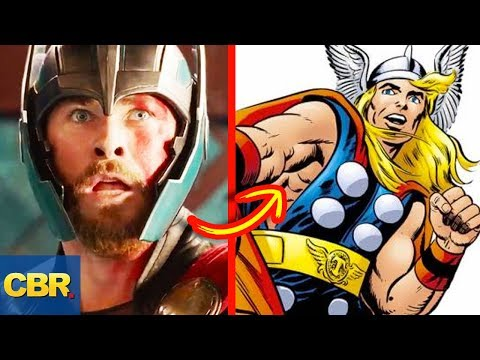 Thumbnail: 10 MCU Superhero Costumes That Look Nothing Like The Original