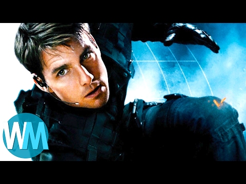 Top 10 Greatest Action Movie Franchises of ALL TIME!