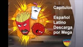 Descargar Aqua Teen Hunger Force [Español Latino]