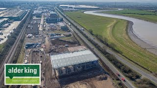 Woodlands Business Park - Alder King