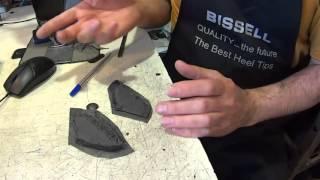 Тролим производителя обуви за материалы верха. Заплатка. Ремонт обуви.